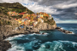 Amazing Manerola in the Cinque Terre, Italy