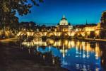 Rome after dark