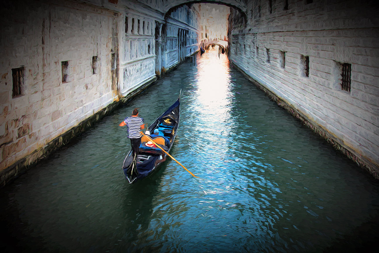 Under the Bridge of Sighs
