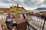 Our hotel in Vernazza, Cinque Terre