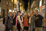 Our group in Florence, Italy
