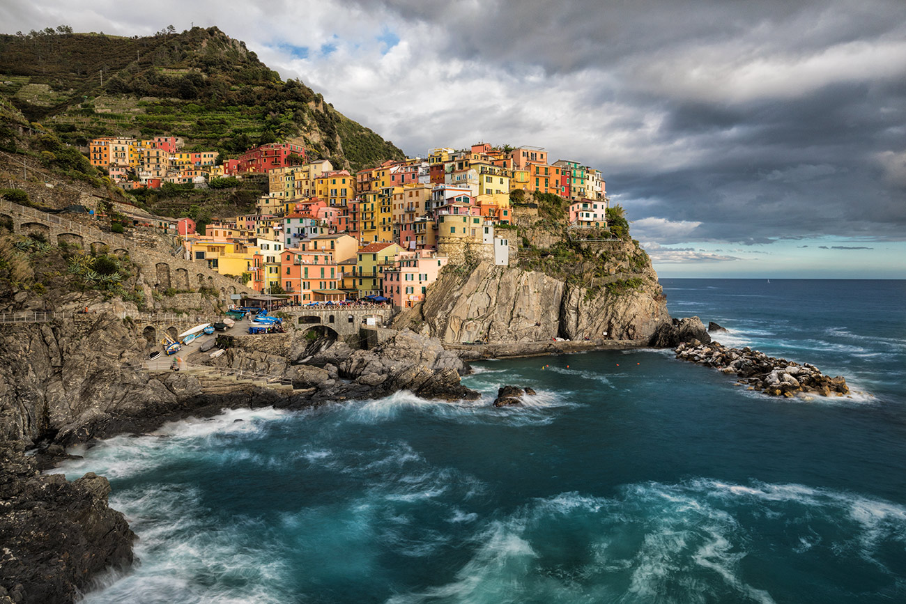 Manerola in the Cinque Terre