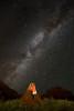 Milky Way over the Chapel