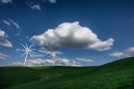 Those incredible huge windmills