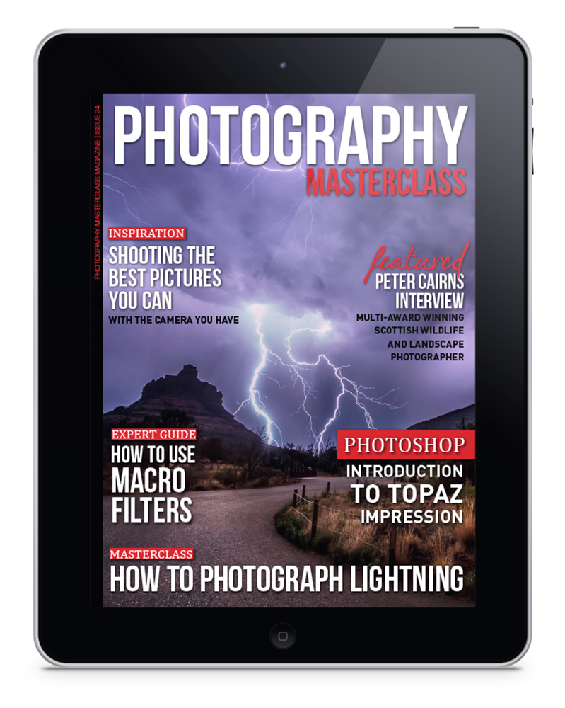 Lightning tutorial for Masterclass Photography