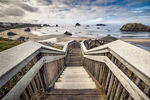 Stairway to Heaven, Bandon Beach, Oregon