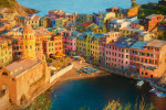 Amazing Vernazza in the Cinque Terre