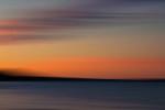 The coast of Bar Harbor