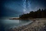 Hunters Beach in Acadia National Park