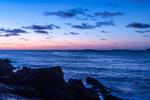 Sunrise over Acadia