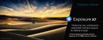 Alien Skin Exposure using my Sedona panorama
