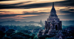 bagan_sunrise_ethereal