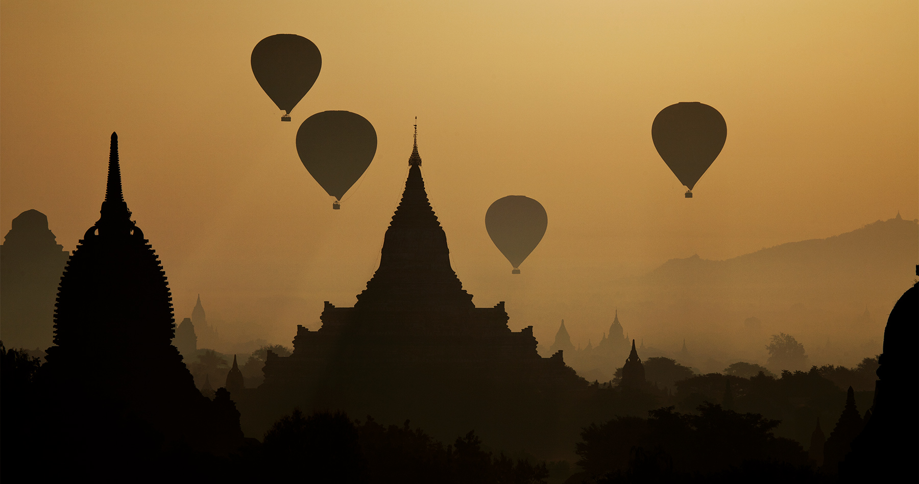 balloons_over_bagan_burma_cool