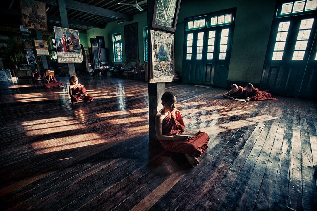 One of my favorite monasteries in Bagan