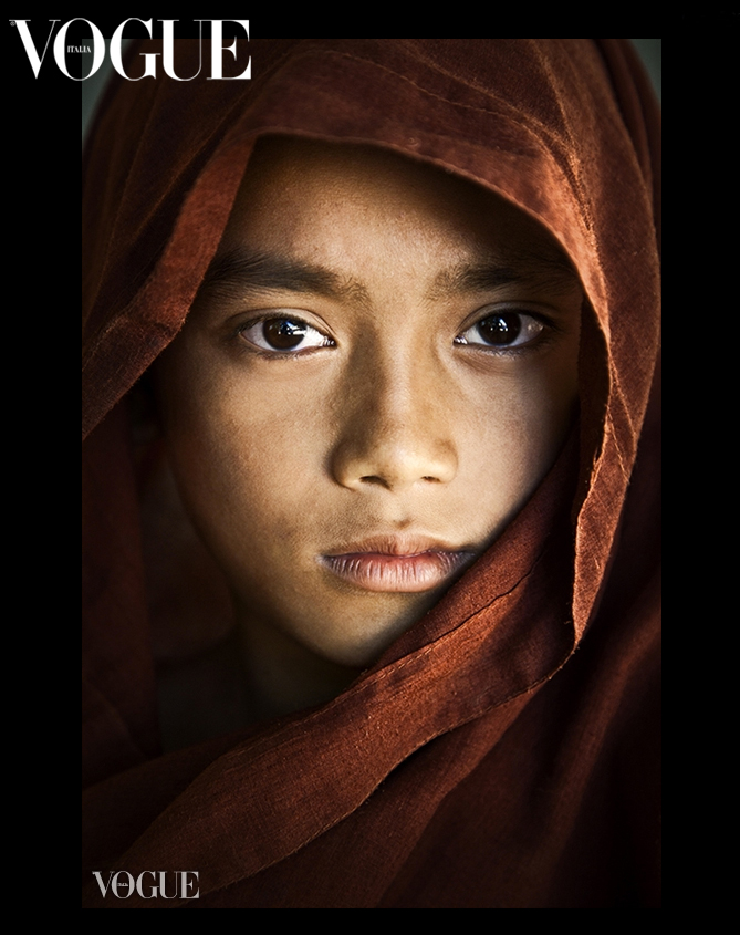 My monks portrait  in Mandalay