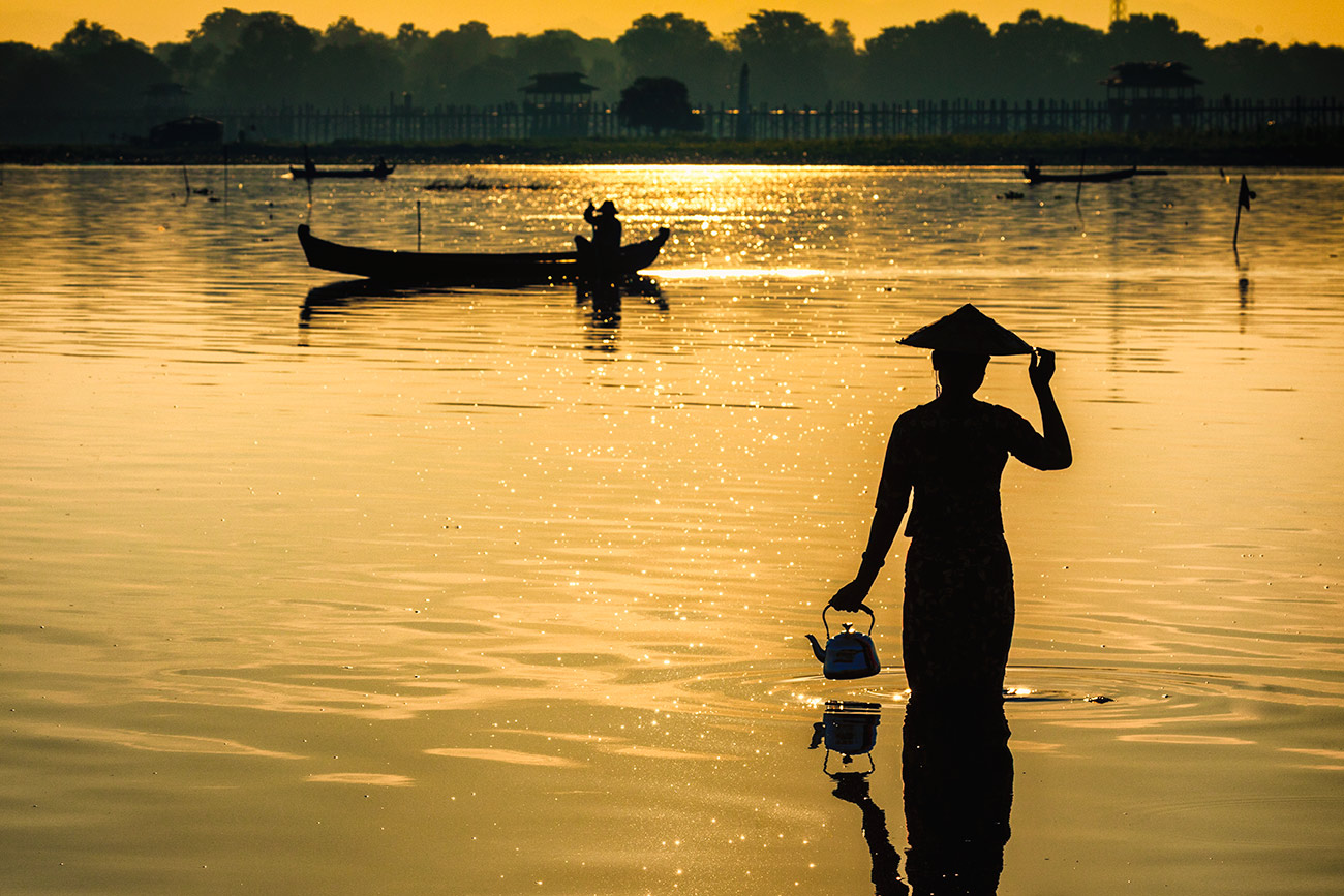 Burmese Sunrise