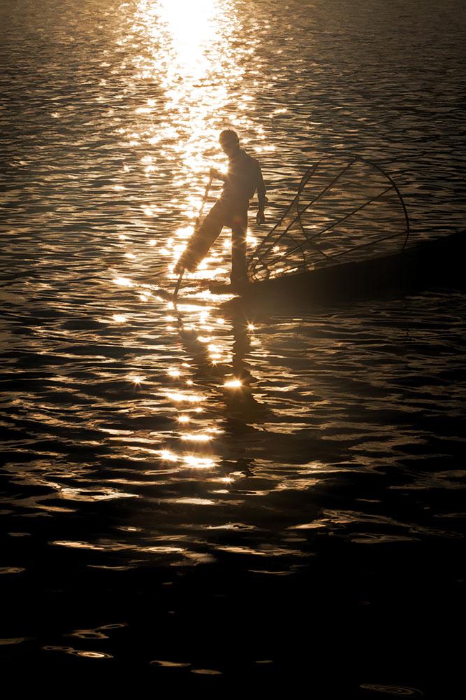 Inle Lake, Burma  2010
