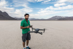 Imran and the Mavic Pro