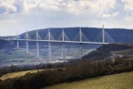 The Millau Viaduct  -   the worlds tallest bridge