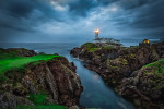 Fanad Lighthouse in northern Ireland