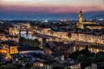 Piazza de Michaelangelo, Florence, Italy