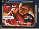 Billboard for FujiFilm campaign in Germany