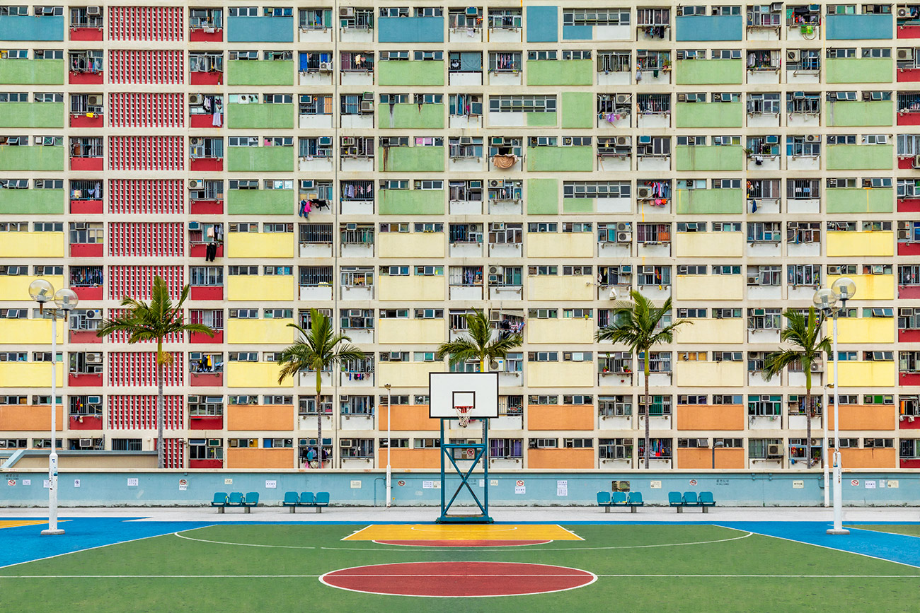 My favorite school in Hong Kong