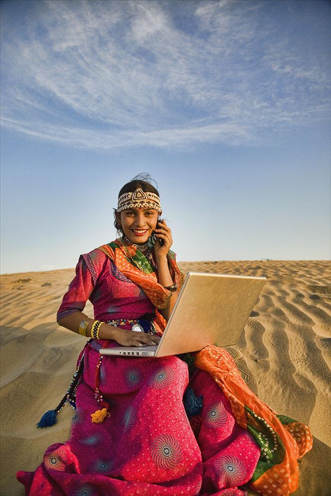 Rajsistan, India