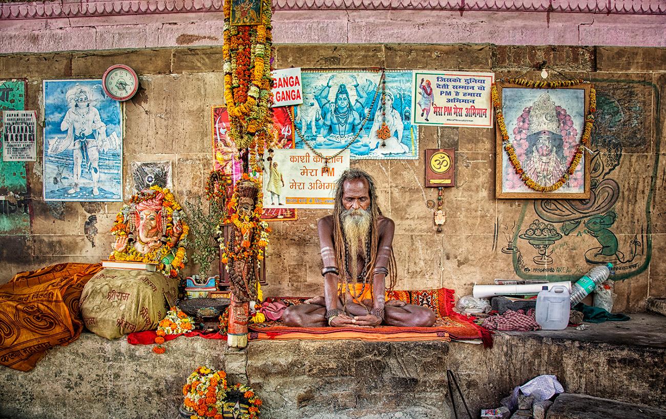 Amazing Sadhus of Varinasi