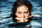 Beautiful Aigiz in the waters of Turkey