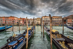 Venezia & the gondolas