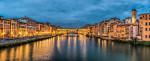 The Pontevechio Bridge in Florence