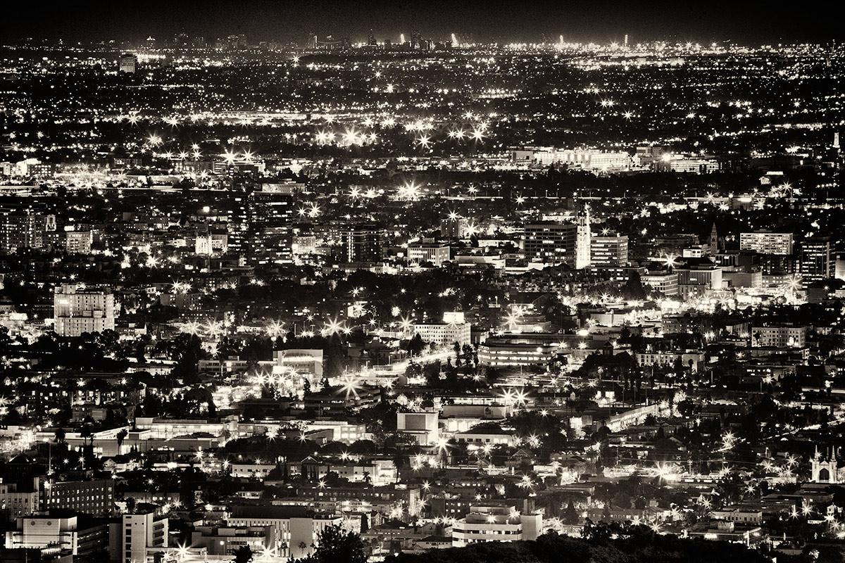 LA after dark