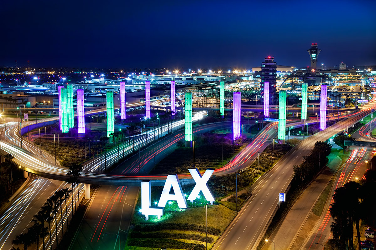 LAX International Airport