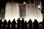Fountains at the Bellagio Hotel in Vegas