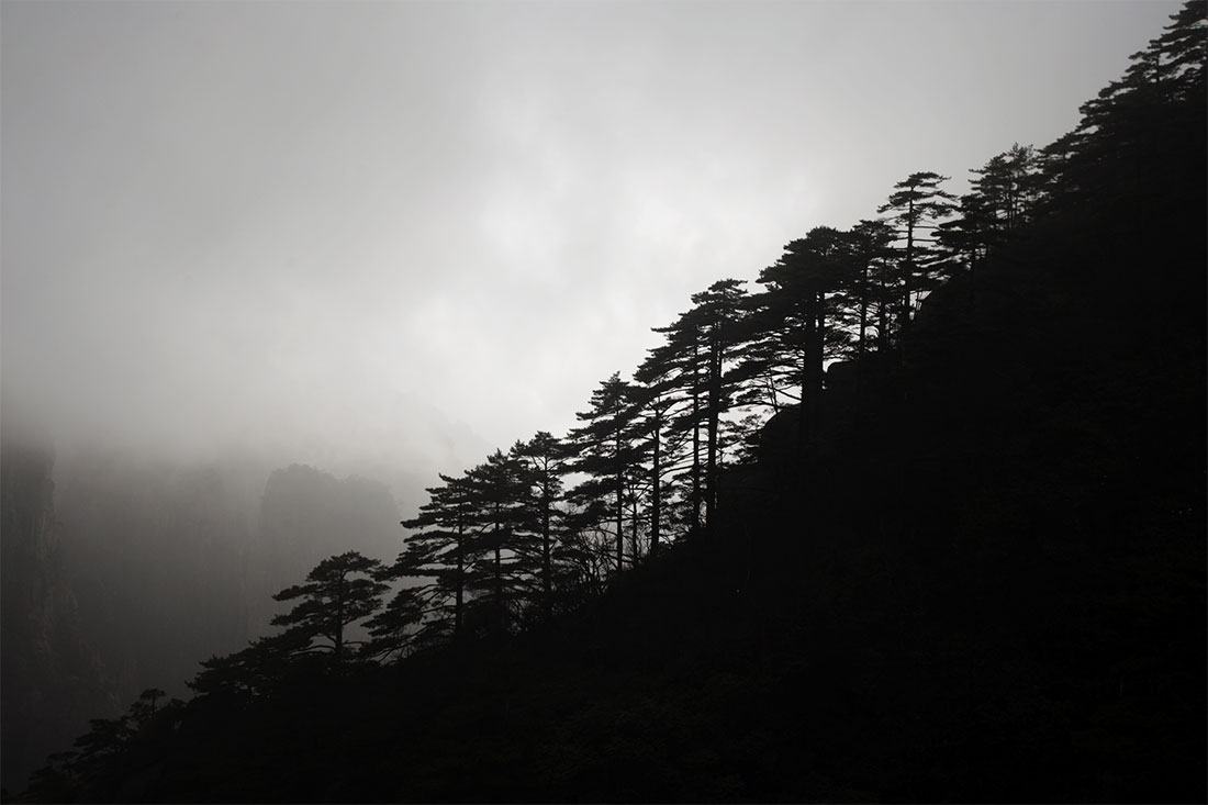 Huangshan,  Anhui Province,  China