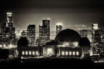 Griffith Park Observtory in Los Angeles