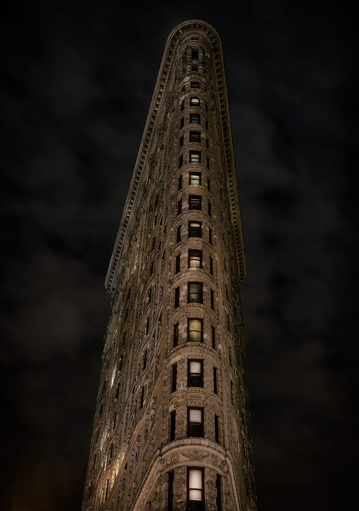 The one of a kind Flatiron Building