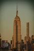The beautiful Empire State Building