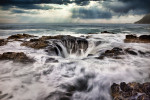 Stunning Thors Well in Cape Perpetua, Oregon