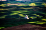 My favorite grain elevator in the Palouse
