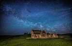 My friends abandoned home in the Palouse