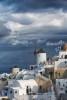 Oia in Santorini, Greece