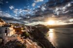 The awe insipring beauty of Oia, Santorini