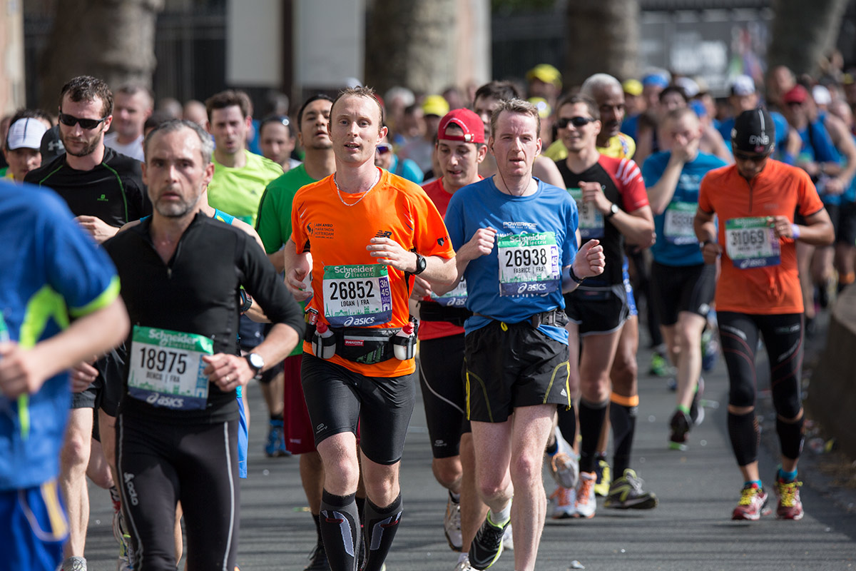 The Paris Marathon