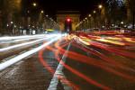 The Champs Elysees, Paris