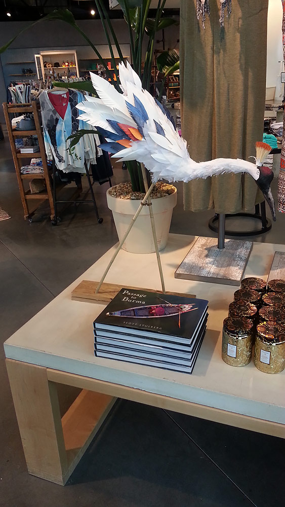 My books for sale at Anthropologie