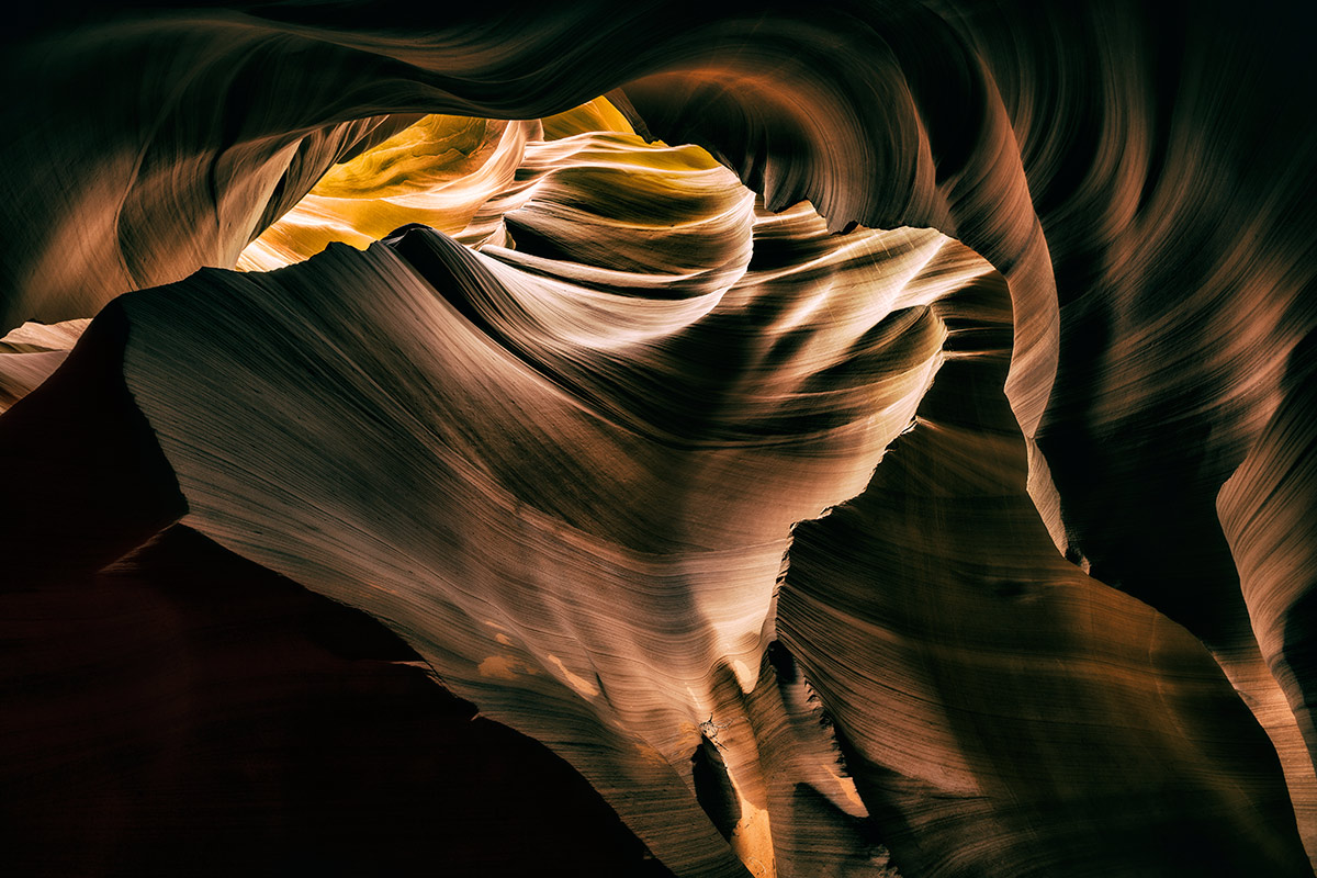 Antelope Canyon in Page, Arizona