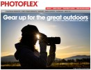 Photoflex website main page