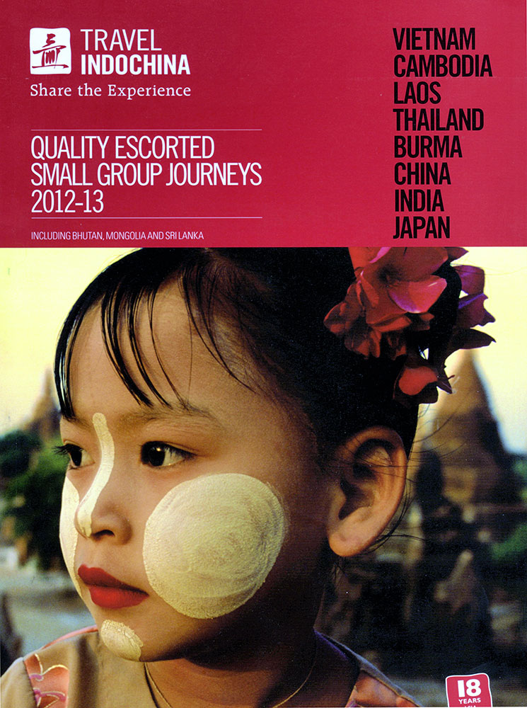 Travel Indochina catalog